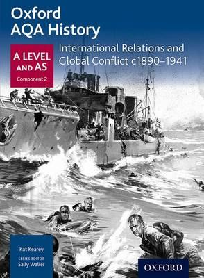 Oxford AQA History for A Level: International Relations and (BOK)