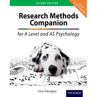 Research Methods Companion for A Level Psychology (BOK)