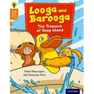 Oxford Reading Tree Story Sparks: Oxford Level 6: Looga and (BOK)