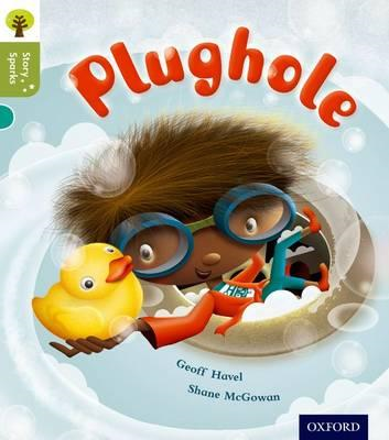 Oxford Reading Tree Story Sparks: Oxford Level 7: Plughole (BOK)