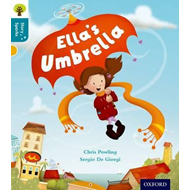 Oxford Reading Tree Story Sparks: Oxford Level 9: Ella's Umb (BOK)