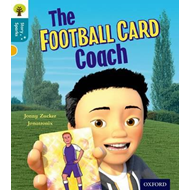 Oxford Reading Tree Story Sparks: Oxford Level 9: The Footba (BOK)