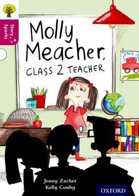 Oxford Reading Tree Story Sparks: Oxford Level 10: Molly Mea (BOK)