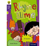 Oxford Reading Tree Story Sparks: Oxford Level  11: Rhyme Sl (BOK)