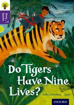 Oxford Reading Tree Story Sparks: Oxford Level 11: Do Tigers (BOK)