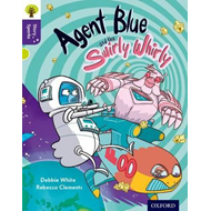 Oxford Reading Tree Story Sparks: Oxford Level 11: Agent Blu (BOK)