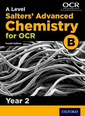 OCR A Level Salters' Advanced Chemistry Year 2 Student Book (BOK)