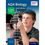 AQA Biology A Level Year 2 Student Book (BOK)