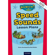 Read Write Inc.: Phonics: Speed Sounds Lesson Plans Handbook (BOK)
