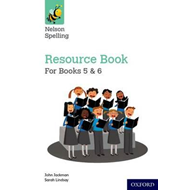 Nelson Spelling Resources & Assessment Book (Years 5-6/P6-7) (BOK)