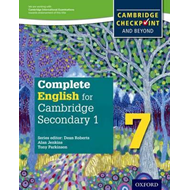 Complete English for Cambridge Secondary 1 Student Book 7 (BOK)