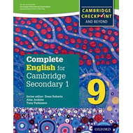 Complete English for Cambridge Secondary 1 Student Book 9 (BOK)
