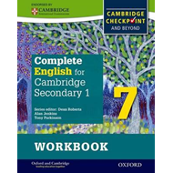Complete English for Cambridge Secondary 1 Student Workbook (BOK)