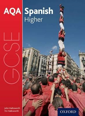 AQA GCSE Spanish: Higher Student Book (BOK)