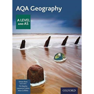AQA Geography A Level & AS Physical Geography Student Book (BOK)
