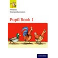 Nelson Comprehension: Year 1/Primary 2: Pupil Book 1 (BOK)