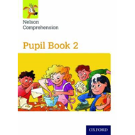 Nelson Comprehension: Year 2/Primary 3: Pupil Book 2 (BOK)