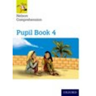 Nelson Comprehension: Year 4/Primary 5: Pupil Book 4 (BOK)