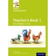 Nelson Comprehension: Years 1 & 2/Primary 2 & 3: Teacher's B (BOK)