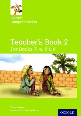 Nelson Comprehension: Years 3, 4, 5 & 6/Primary 4, 5, 6 & 7: (BOK)