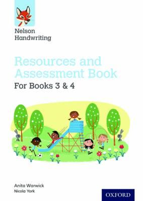 Nelson Handwriting: Year 3-4/Primary 4-5: Resources and Asse (BOK)