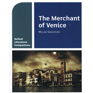 Oxford Literature Companions: The Merchant of Venice (BOK)