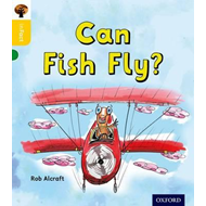 Produktbilde for Oxford Reading Tree inFact: Oxford Level 5: Can Fish Fly? (BOK)