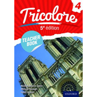Tricolore 5e edition: Teacher Book 4 (BOK)
