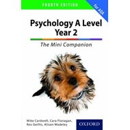 Complete Companions for AQA: A Level Year 2 Psychology: The (BOK)