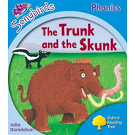 Songbirds Phonics: Level 3: the Trunk and the Skunk (BOK)