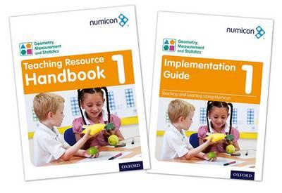 Numicon: Geometry, Measurement and Statistics 1 Teaching Pac (BOK)