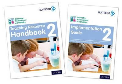 Numicon: Geometry, Measurement and Statistics 2 Teaching Pac (BOK)