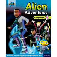 Project X: Alien Adventures: Course Companion 2: Year 2/P3 Single (BOK)