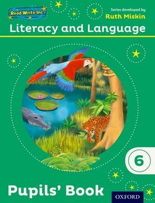 Read Write Inc.: Literacy & Language: Year 6 Pupils' Book Pa (BOK)