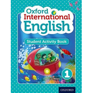 Oxford International English Student Activity Book 1 (BOK)
