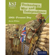 Key Stage 3 History by Aaron Wilkes: Technology, War and Ind (BOK)
