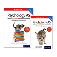 Complete Companions: AS Revision Pack for AQA A Psychology (BOK)