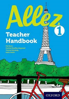 Allez: Teacher Handbook 1 (BOK)