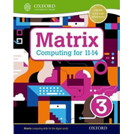 Matrix Computing for 11-14: Student Book 3 (BOK)