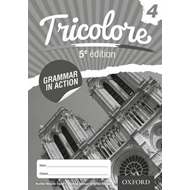 Tricolore 5e edition: Grammar in Action 4 (8 Pack) (BOK)