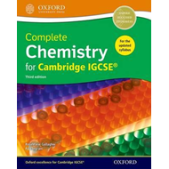 Complete Chemistry for Cambridge IGCSE (R) Student Book (BOK)