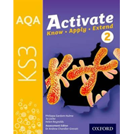 AQA Activate for KS3 Student Book 2 (BOK)