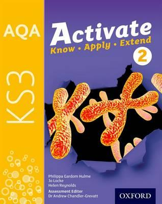 AQA Activate for KS3: Student Book 2 (BOK)