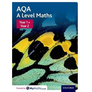 AQA A Level Maths: Year 1 and 2 Combined Student Book (BOK)