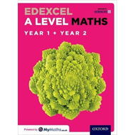 Edexcel A Level Maths: Year 1 and 2 Combined Student Book (BOK)
