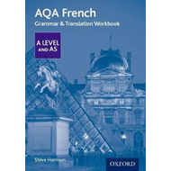 AQA A Level French: Grammar & Translation Workbook (BOK)