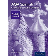 AQA A Level Spanish: Grammar & Translation Workbook (BOK)
