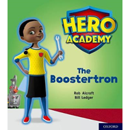 Produktbilde for Hero Academy: Oxford Level 5, Green Book Band: The Boostertr (BOK)