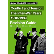 Oxford AQA GCSE History: Conflict and Tension: The Inter-War (BOK)