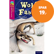 Produktbilde for Oxford Reading Tree TreeTops Myths and Legends: Level 10: Wolf Fables (BOK)